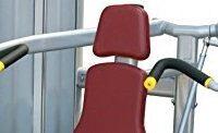 Grupo Contact - Maquina de press de hombro, maquina para hombro, maquina profesional