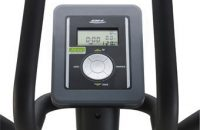 BH Fitness Athlon Run G2334RF Bicicleta elíptica. Regulación manual. Monitor LCD. Ruedas de transporte