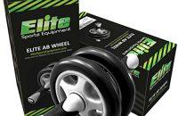 Ab Wheel - Ab Roller de Rueda Dual - Entrenamiento Fluido - Viene Ensamblada, Resistente y muy Durable.