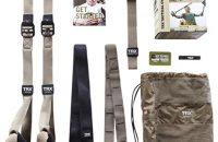 TRX FORCE - Kit de accesorios para entrenamiento de suspensión
