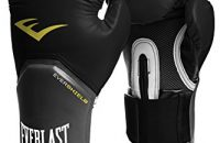Everlast 2300BK16 - Guante de boxeo elite, color negro